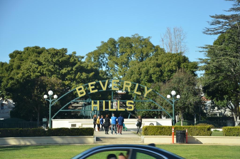 Beverly Hills park