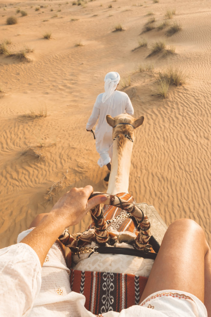 A Desert Safari in Dubai with Platinum Heritage