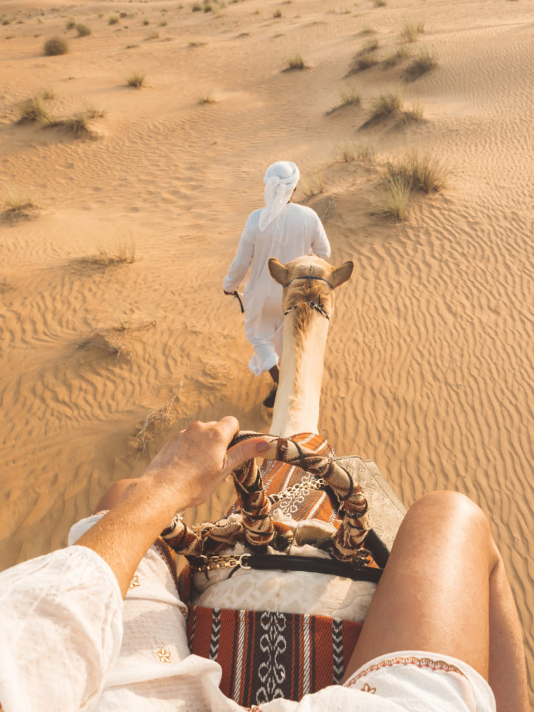 Dubai Desert Safari | WORLD OF WANDERLUST