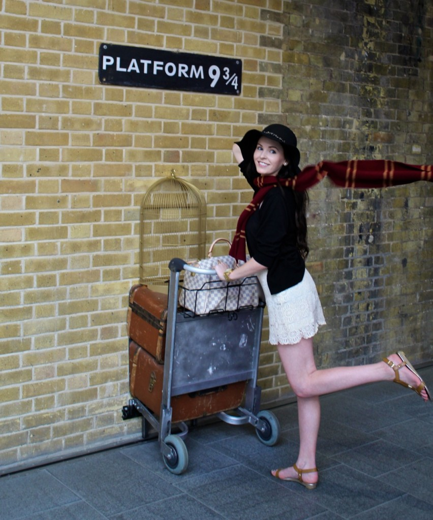 harry potter platform