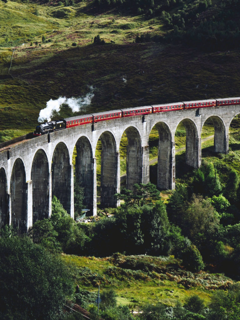Harry Potter Scotland | WOW