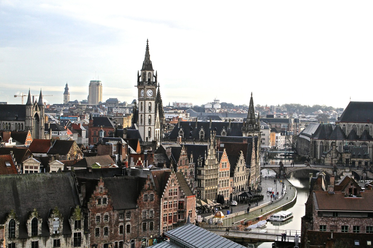 Ghent_Travel_Guide