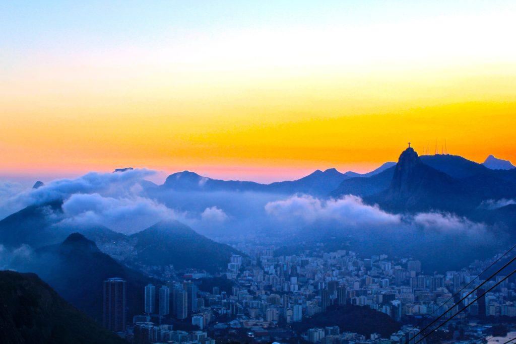 Sugarloaf Mountain, Rio de Janeiro   WORLD OF WANDERLUST