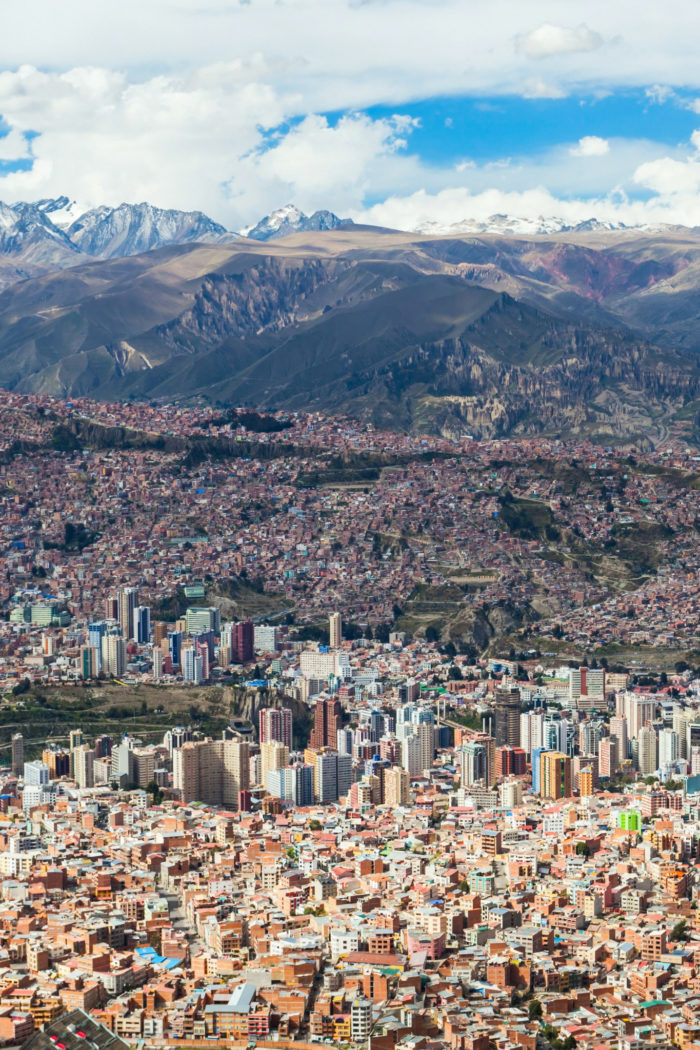 This one time I went to La Paz Bolivia