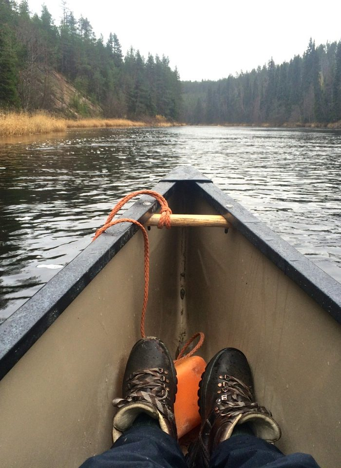 Exploring Finland: Hiking and Canoeing in Oulanka National Park