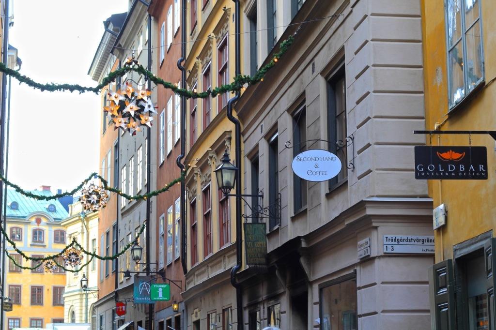 Stockholm town