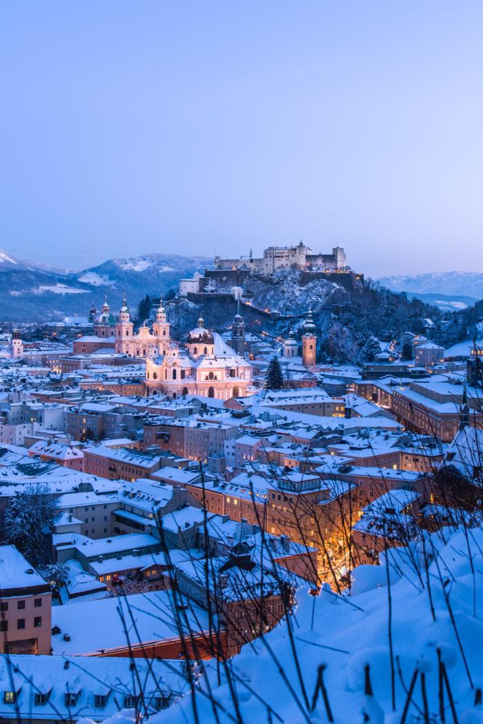 How Salzburg Stole my Heart