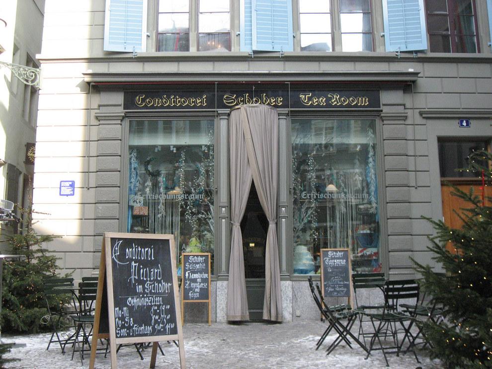 Conditorei Schober in Zurich