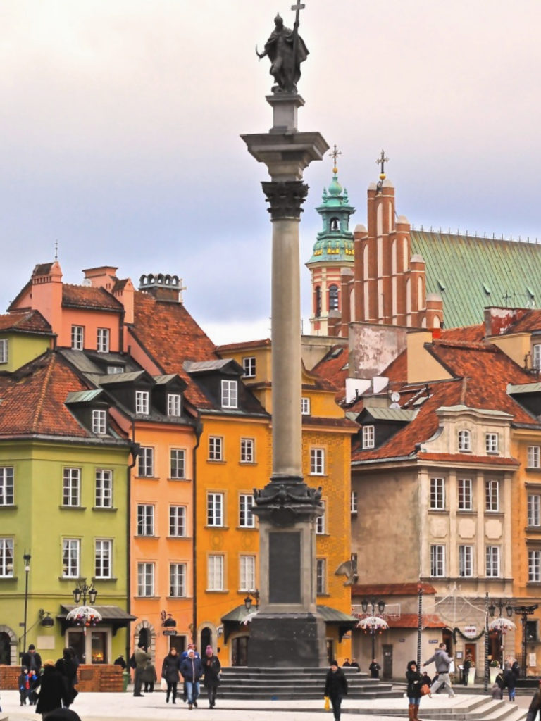 Warsaw | WORLD OF WANDERLUST