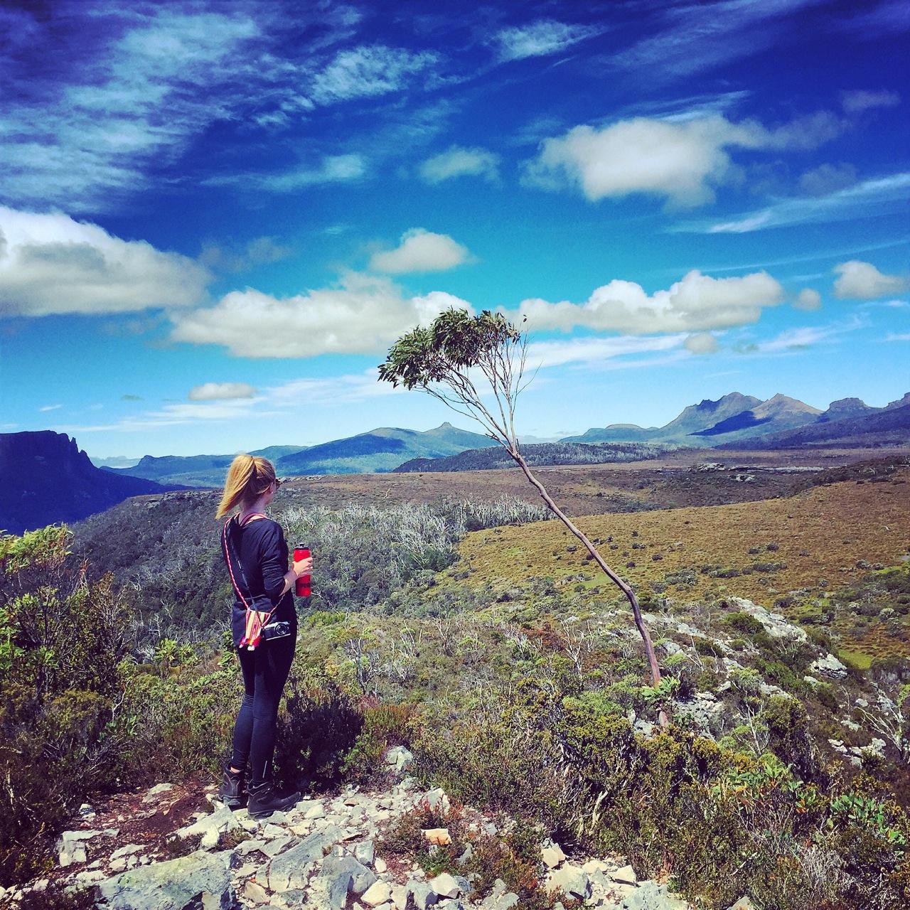 Brooke Tasmania Overland