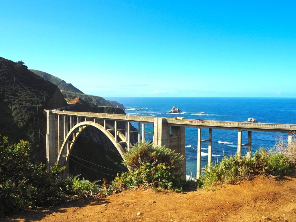 Bixby Bridge USA