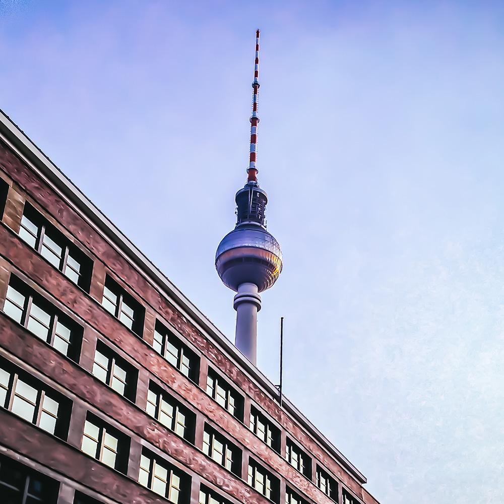 Fernsehturn, Berlín