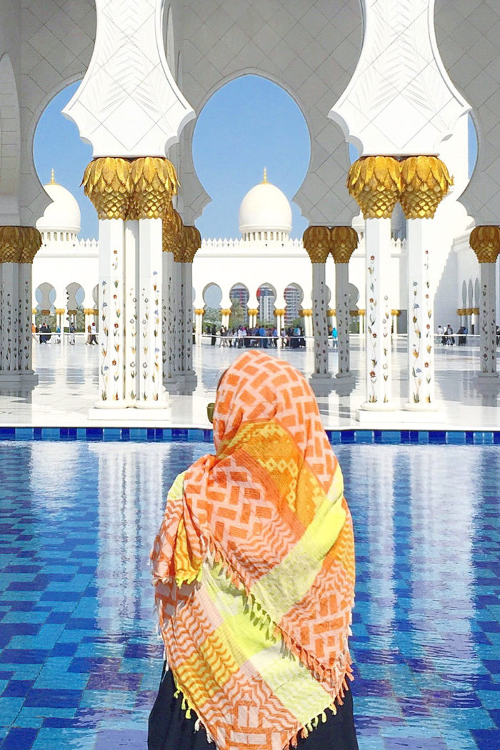 A Quick Guide to Visiting the Grand Mosque Abu Dhabi