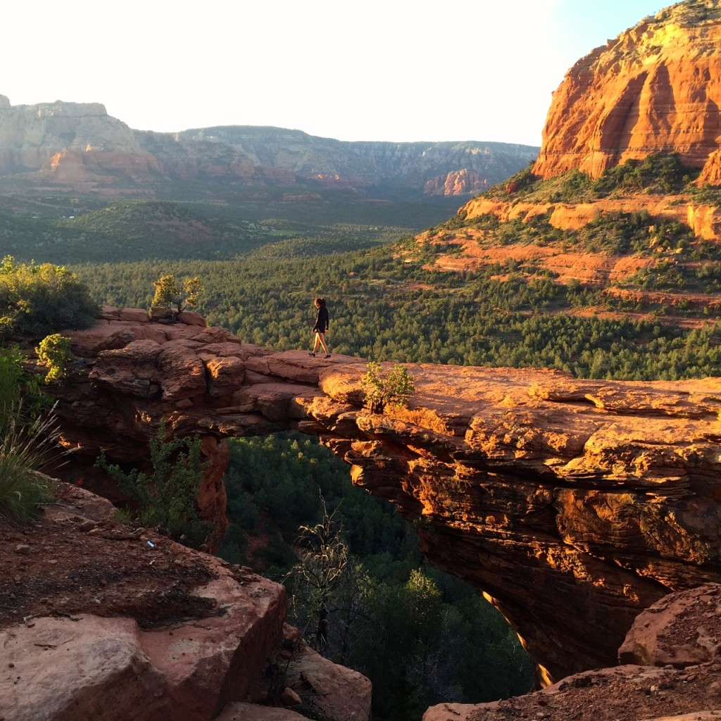 Sedona Devils Bridge