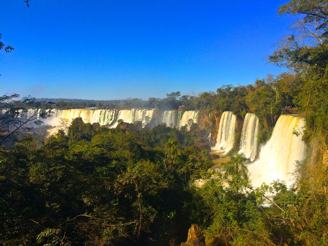 Cataratas del Iguazzu