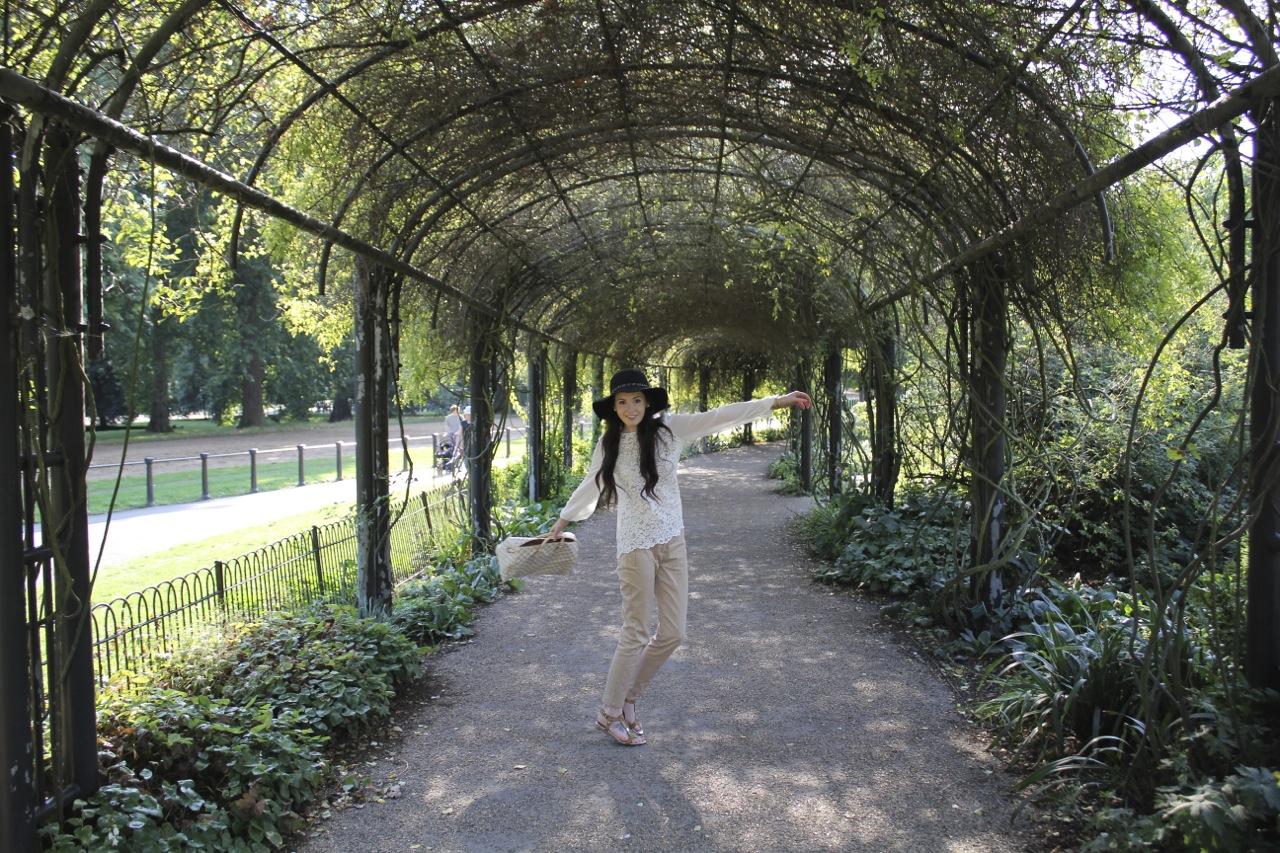 Brooke Saward Hyde Park