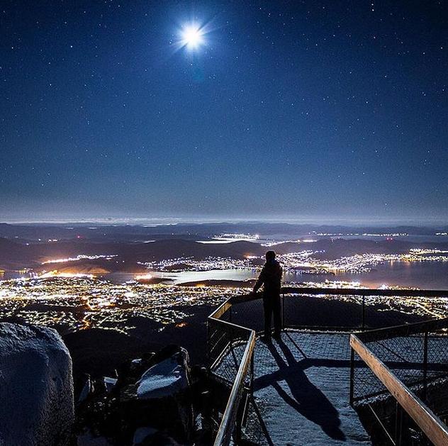 Mount-Wellington-Tasmania