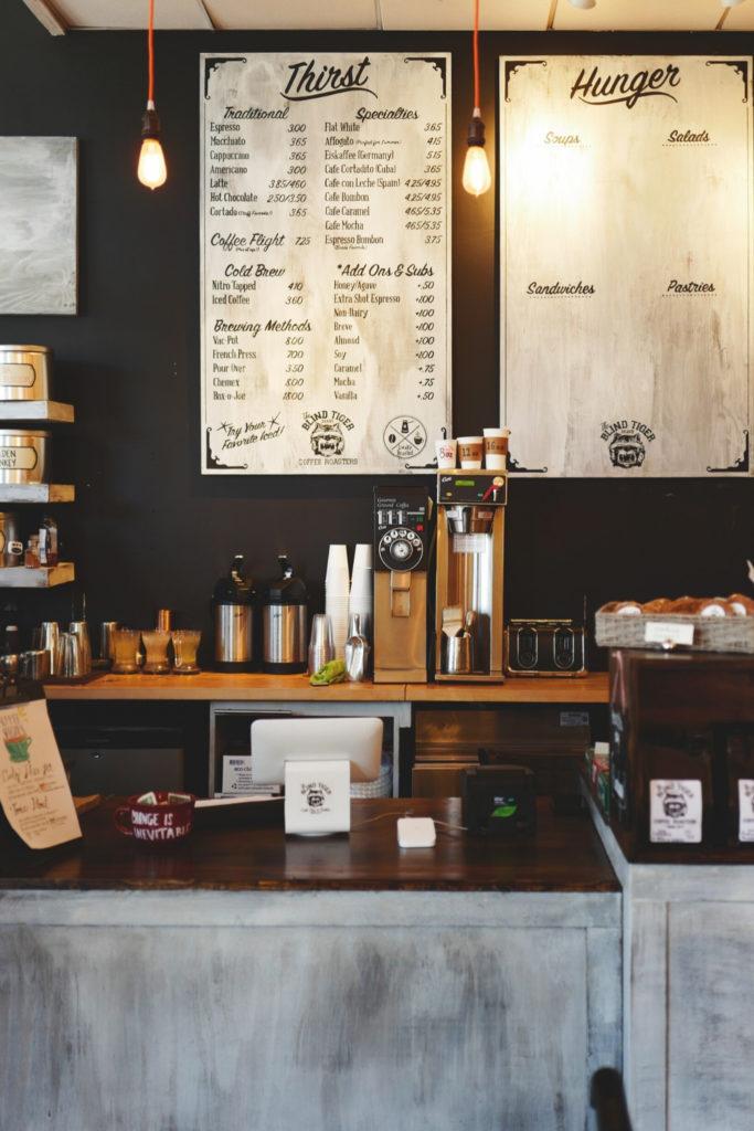Guía de café de Berlín