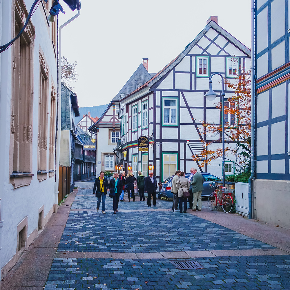 Cutest Towns You Should Visit in Germany, Goslar