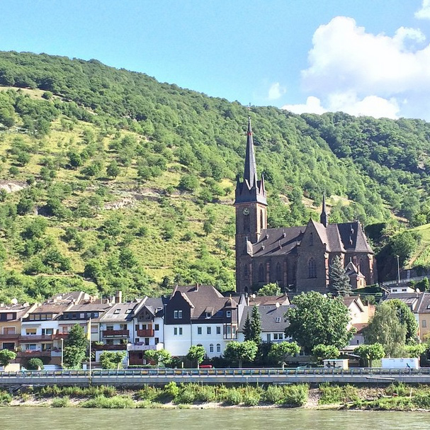 Cutest German Towns to Visit, Rüdesheim