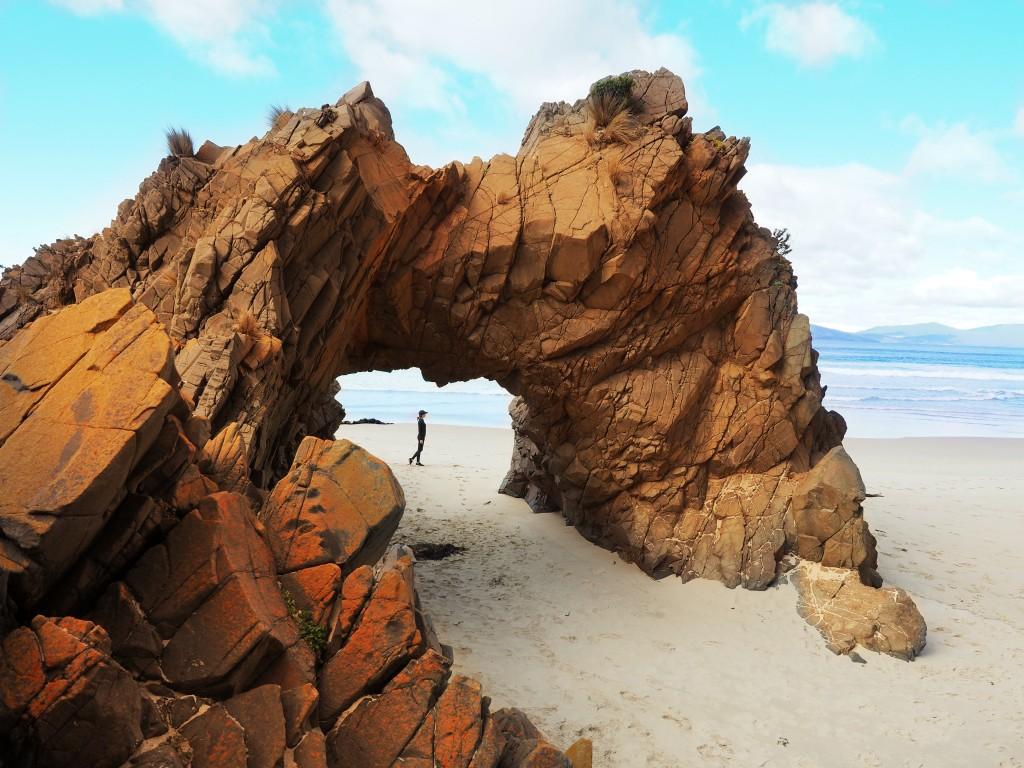 Cape Elizabeth Bruny Island