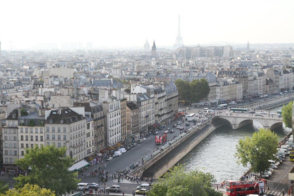 Atop Notre Dame | Best Views in Paris