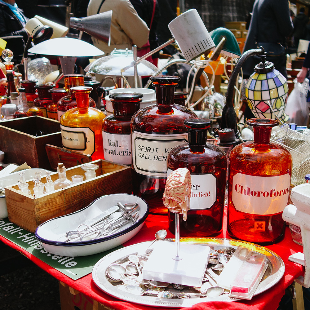 Top Free Things to do in Berlin, Flea Markets