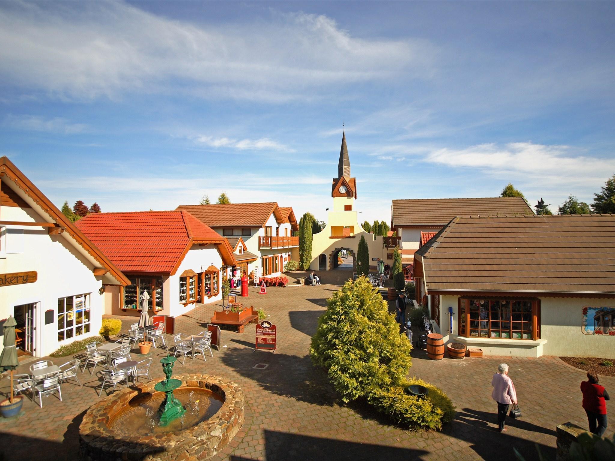 swiss-village