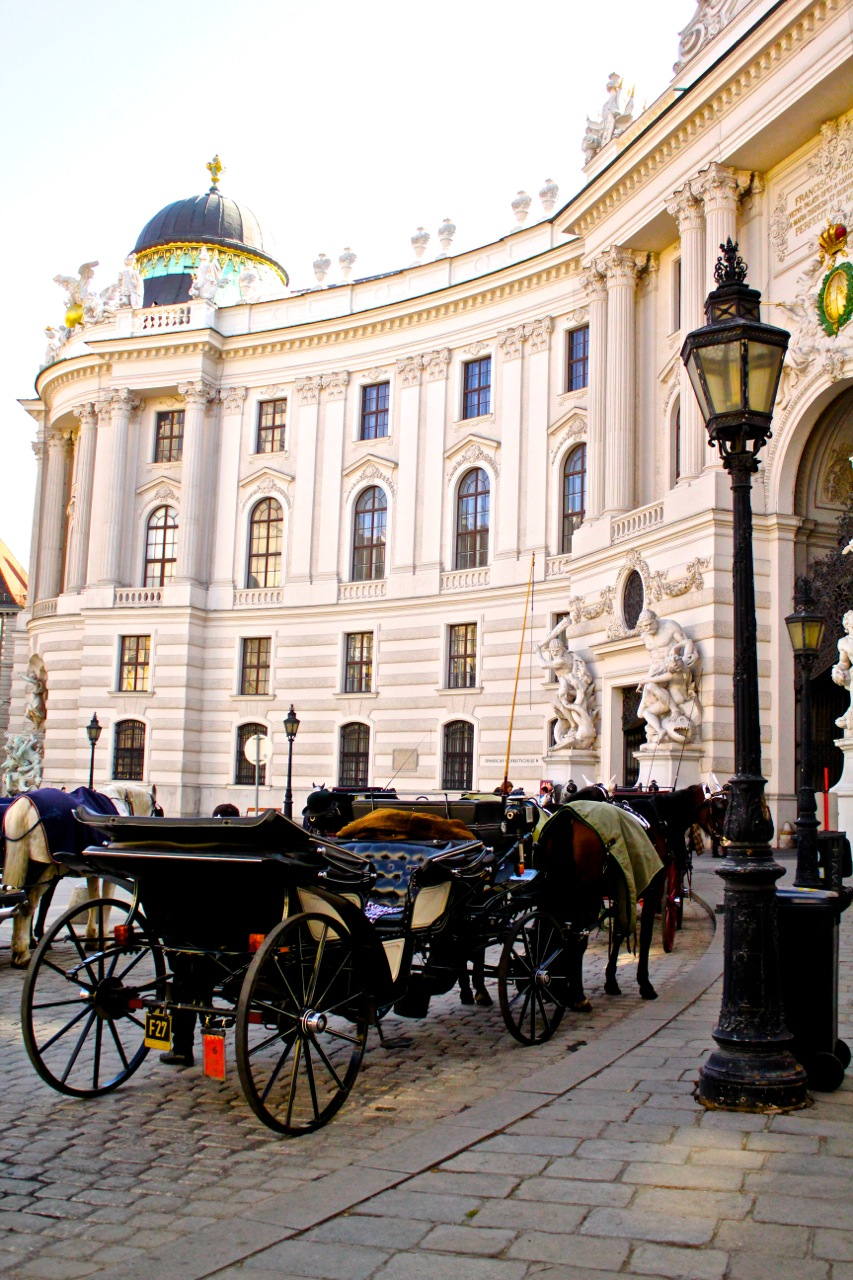Vienna Austria | WORLD OF WANDERLUST