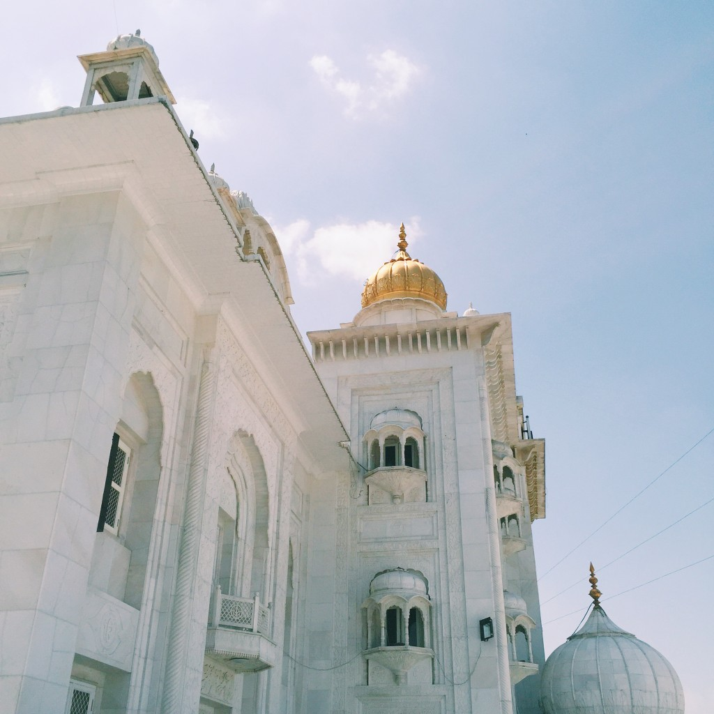 Sikh Temple India