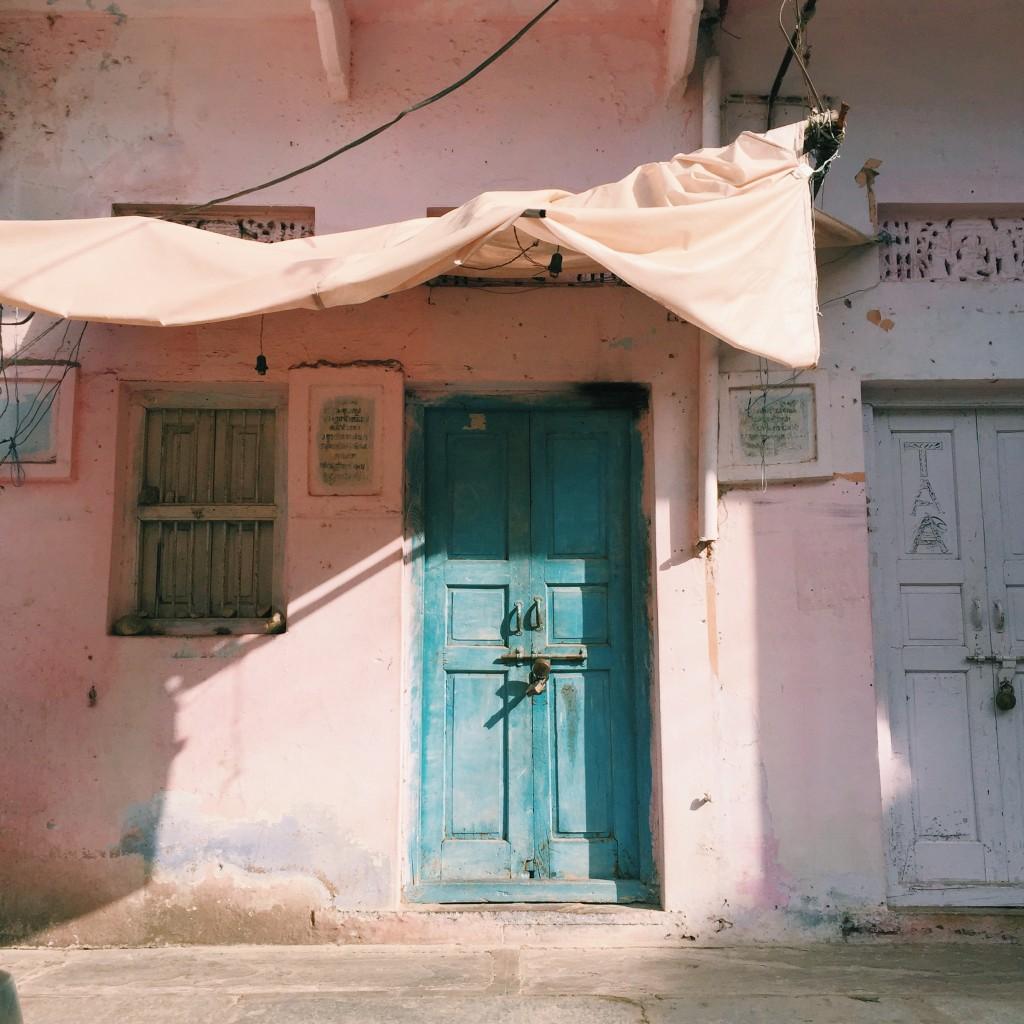 India vibrant colours Pushkar