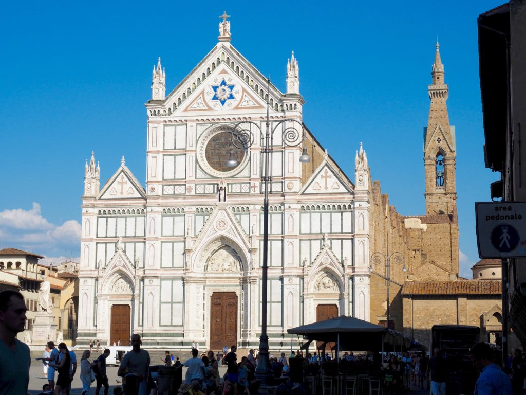 Basilica of Santa Croce - Florence