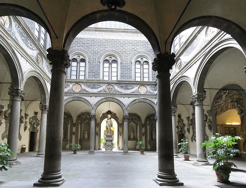 Palazzo Medici via Wikimedia
