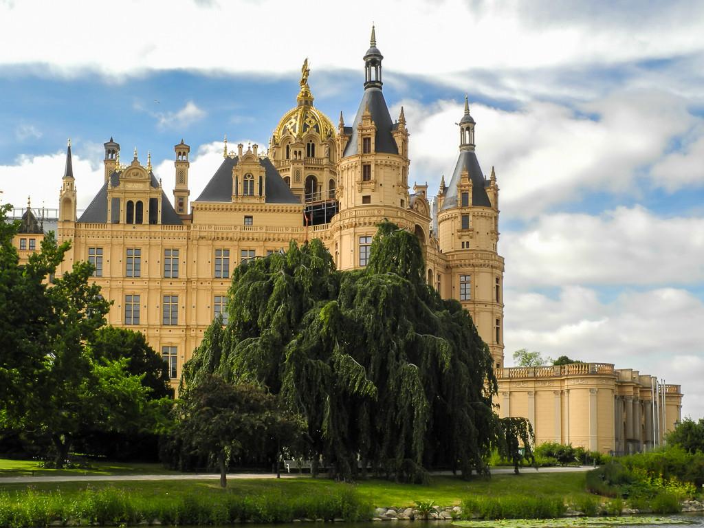 Fairy Tale Castles in Germany, Schweriner