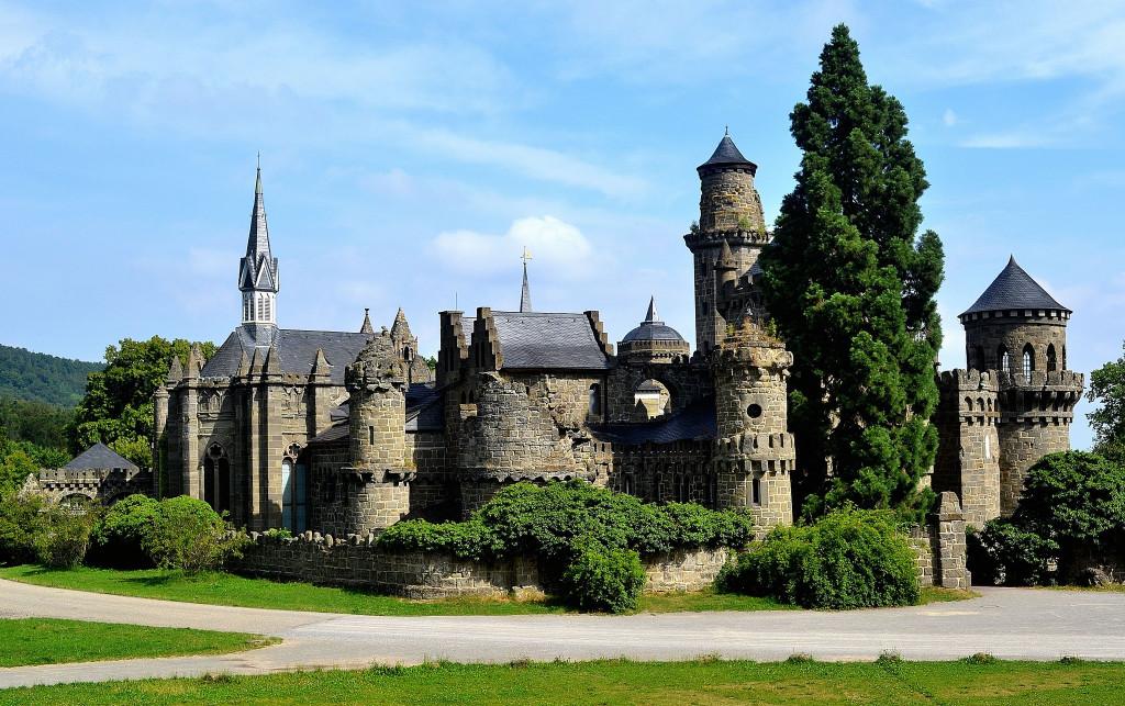 Fairytale German Castles, Löwenberg