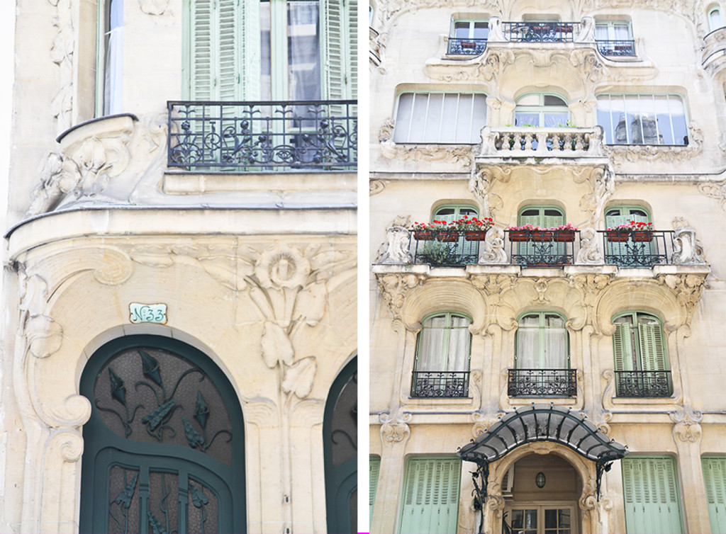 Art Nouveau in Paris