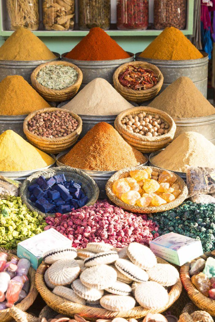 Essential Morocco: Mint Tea, Hammam, Tagine and more