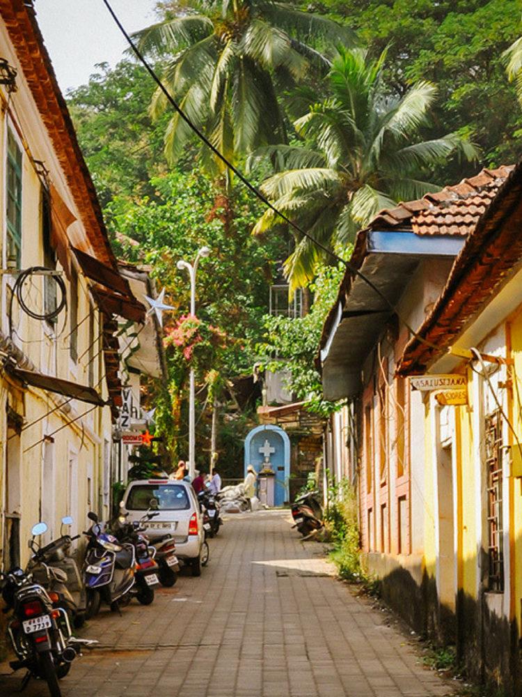 Goa India | WORLD OF WANDERLUST