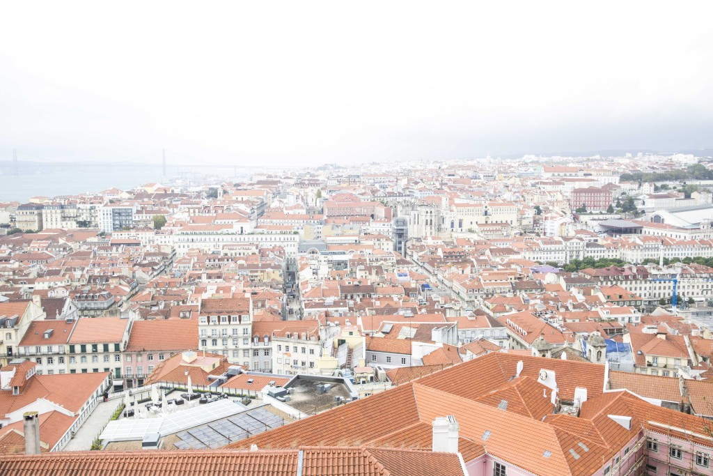 Lisbon Portugal by WORLD OF WANDERLUST