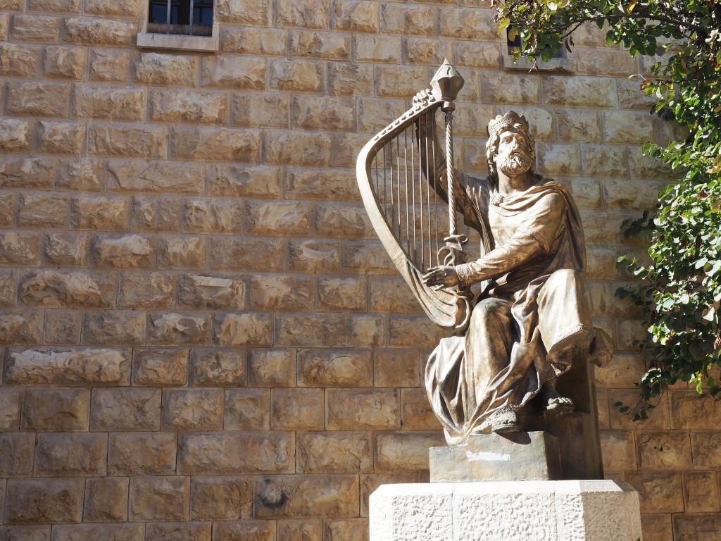 Rey de David - Jerusalén