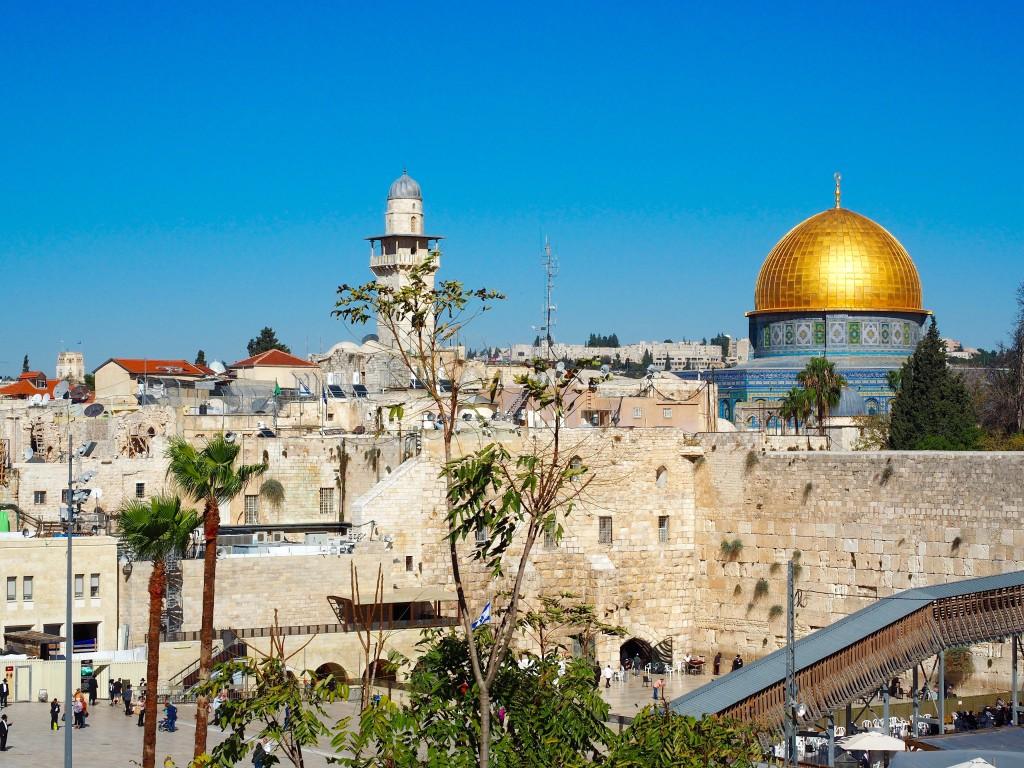 Una semana en Israel - Jerusalén