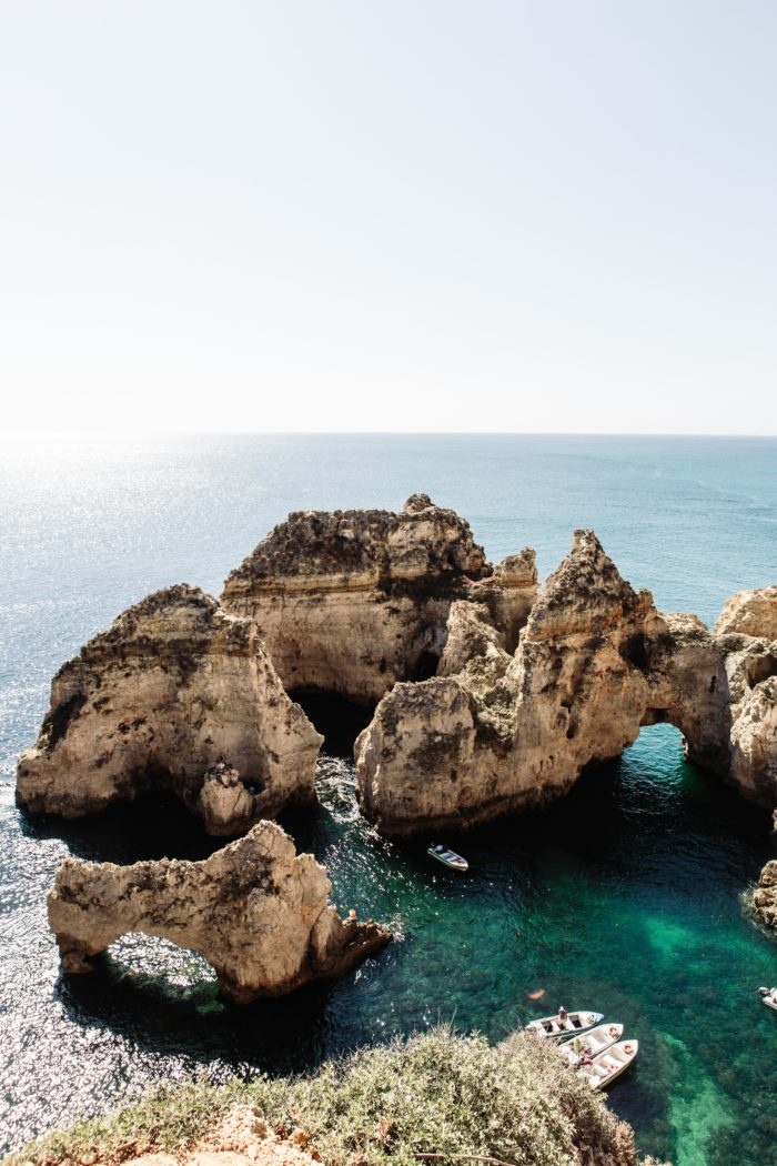 Road Tripping the South Coast of Portugal