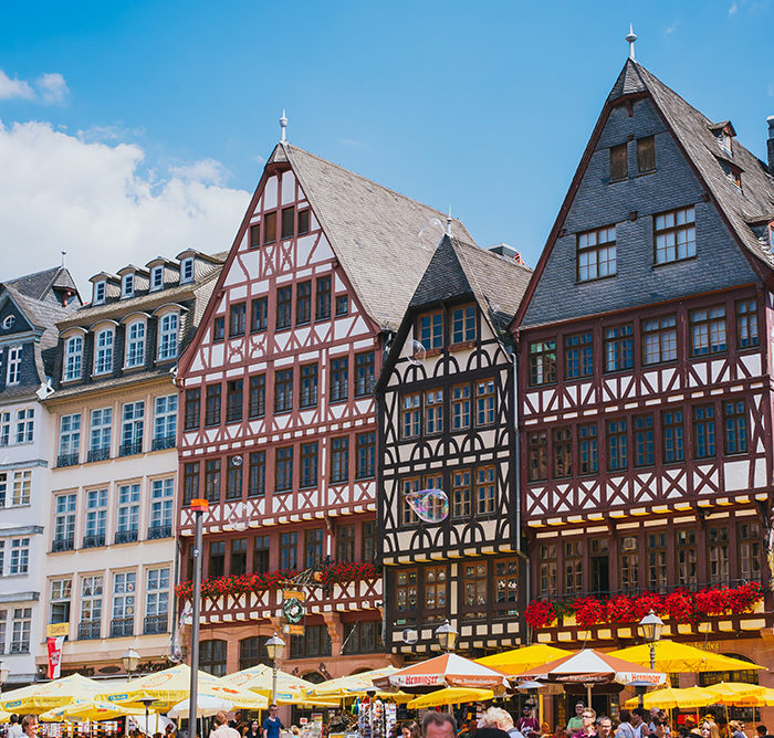 Stopover Cities: Making the Most of a Frankfurt Stopover