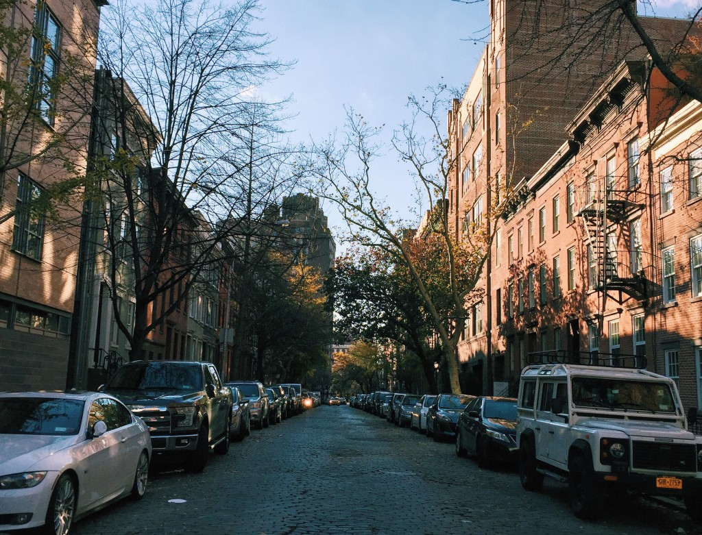 new york west village