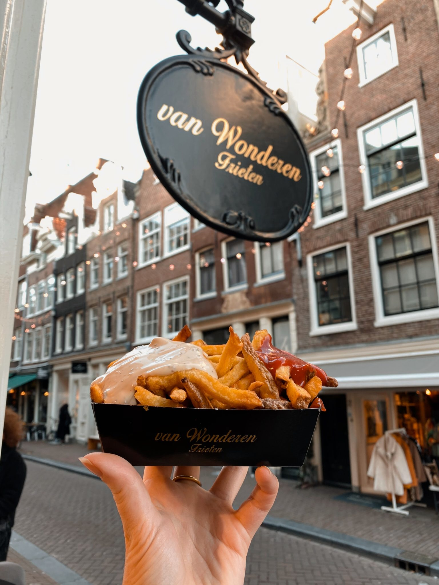 Frites Amsterdam by World of WanderlustFrites Amsterdam by World of Wanderlust