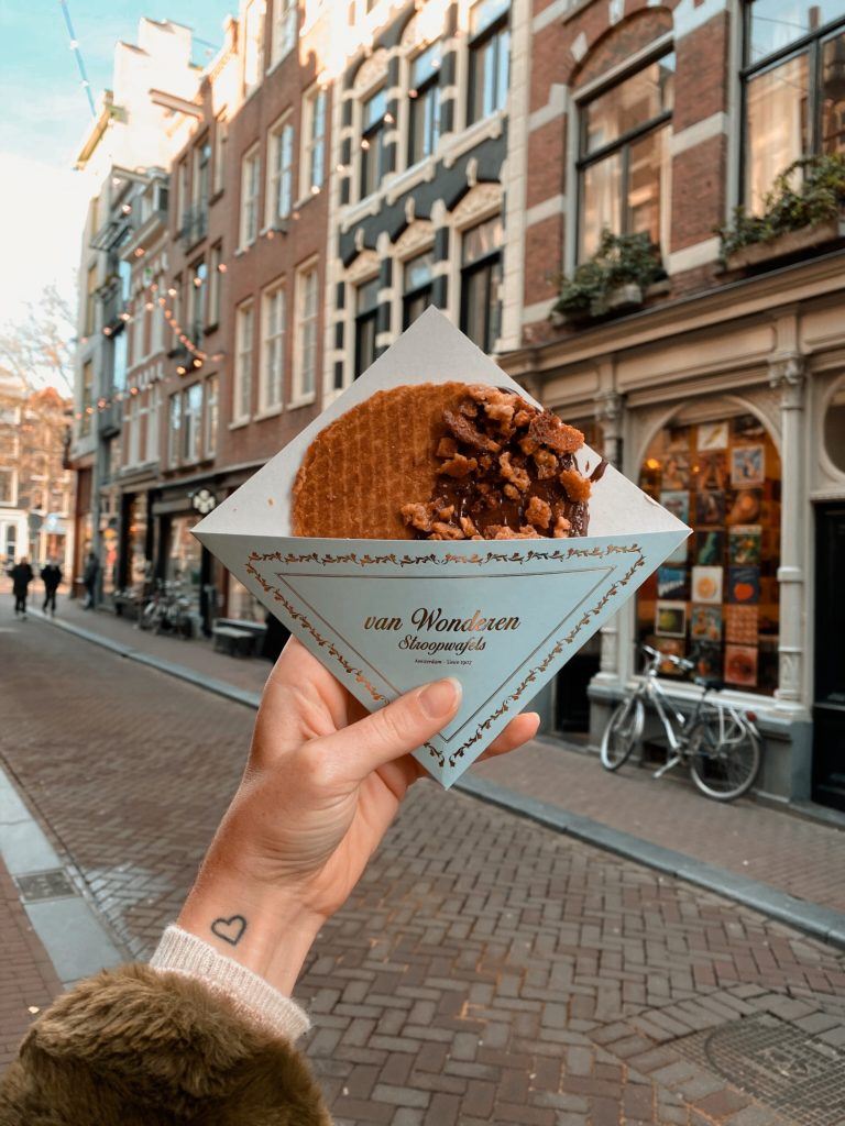 Stroopwafel Amsterdam by World of Wanderlust