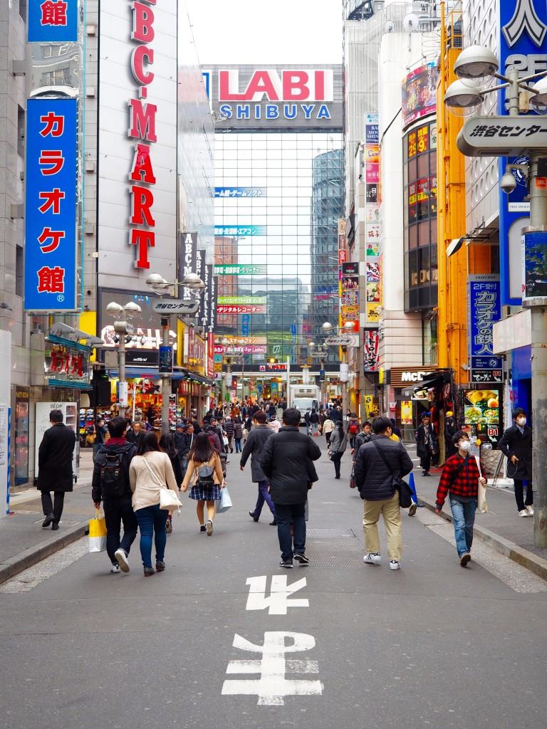 A Quick guide to Tokyo Japan