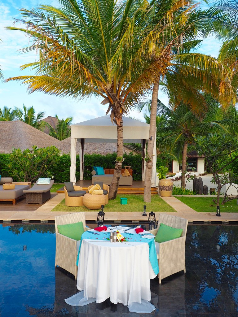 Water Dining Maldives