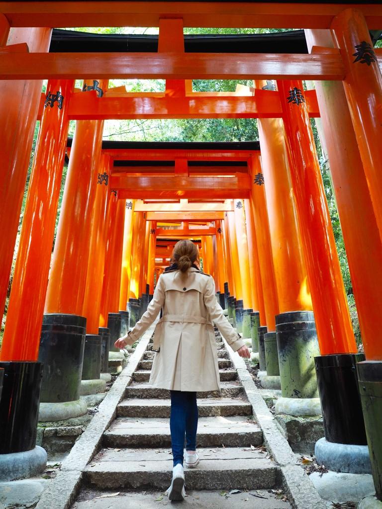 Fushimi Inari Taisha Kyoto | World of Wanderlust