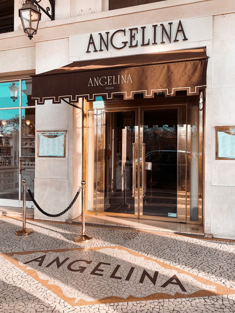 Angelina Paris by World of Wanderlust